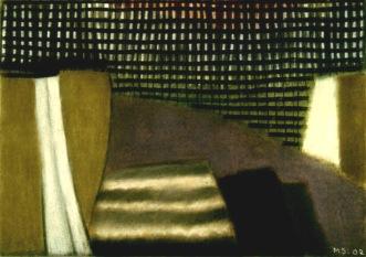 Pastel 1 - chalk pastel